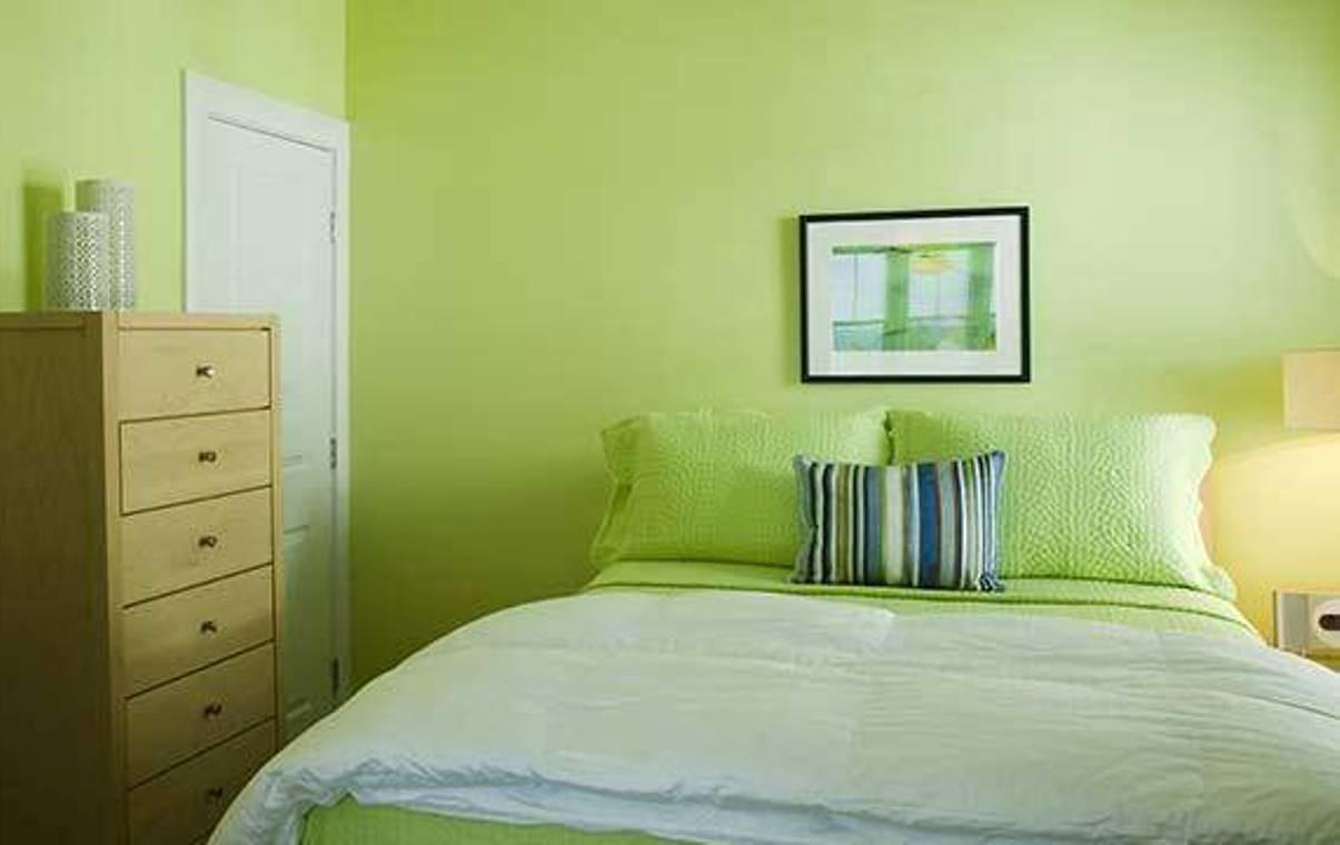Bright Bedroom Colors Inspiration Thisisthefirst Wall
