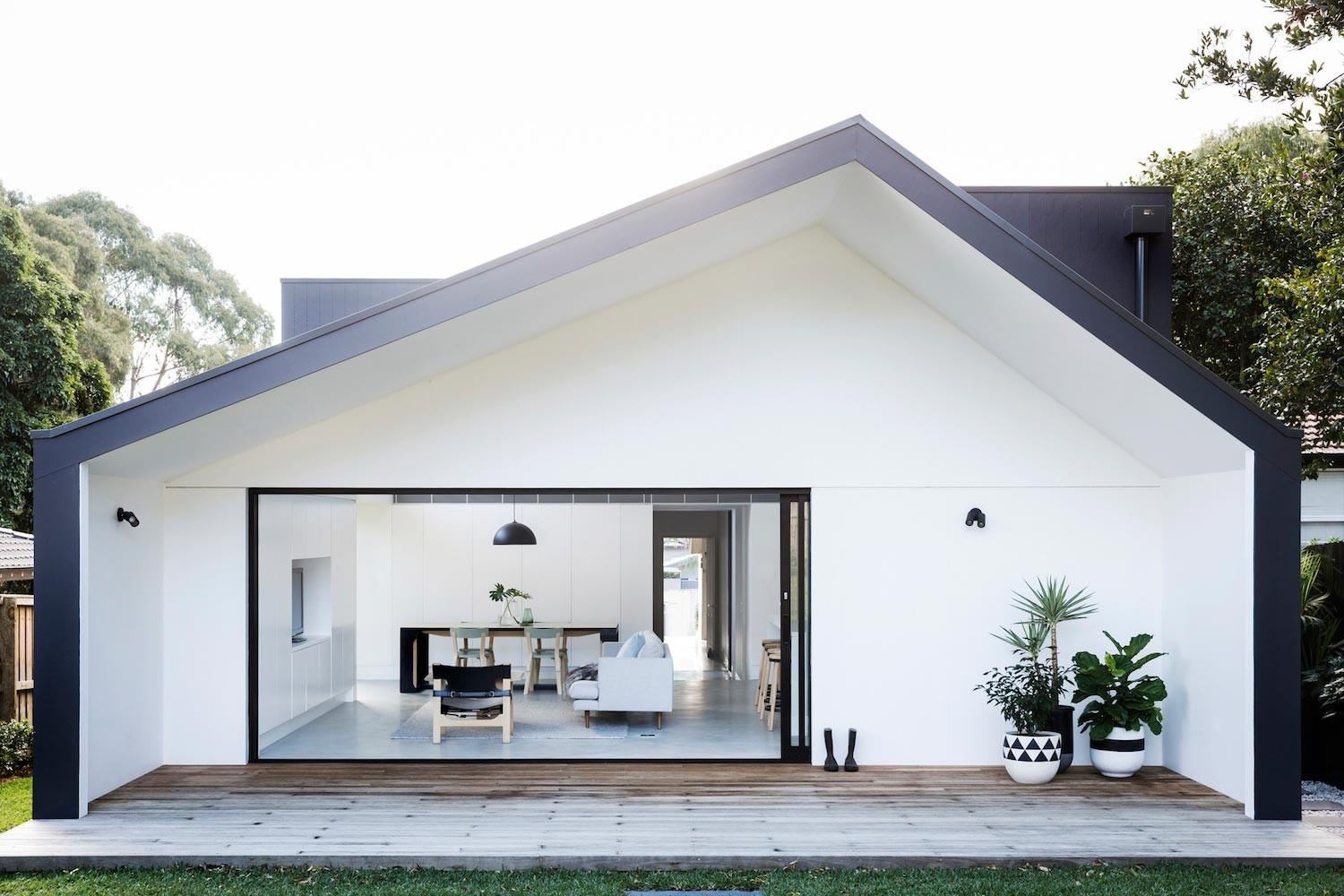 Bright Contemporary Californian Bungalow Located Sydney