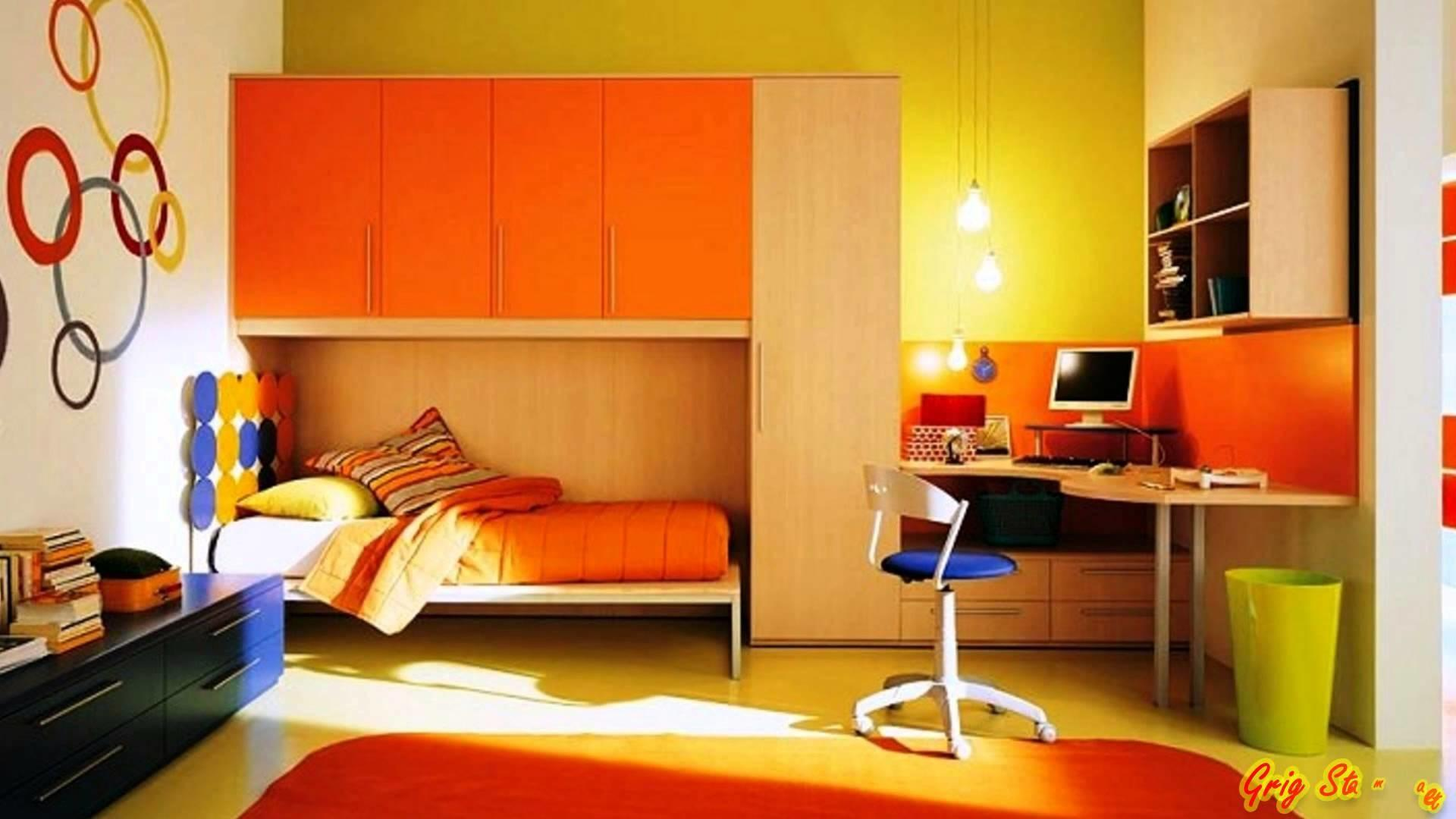 Bright Home Design Ideas Yellow Orange Mp3