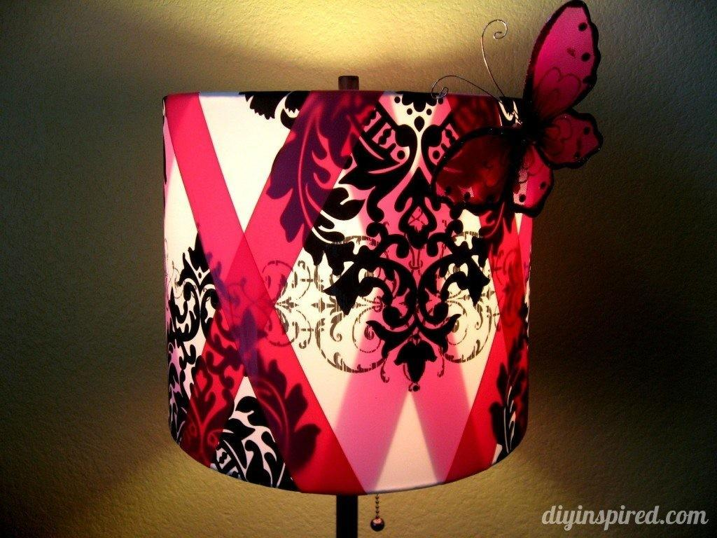 Brighten Your Cor Lamps Diy Inspired