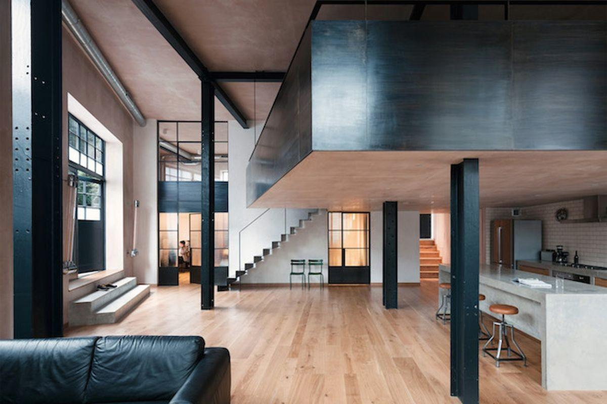 Brilliant Converted Warehouse Homes Curbed