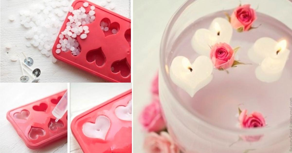 Brilliant Diy Candle Making Decorating Tutorials