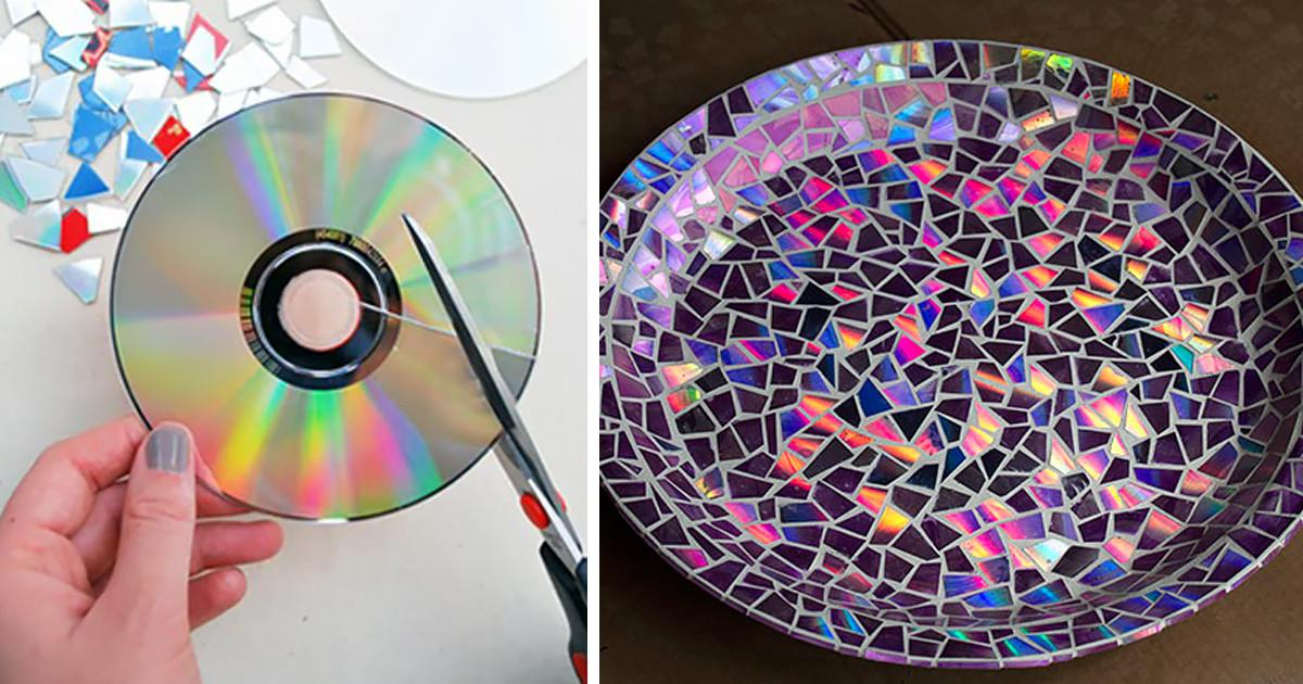 Brilliant Diy Ideas Recycle Your Old Cds