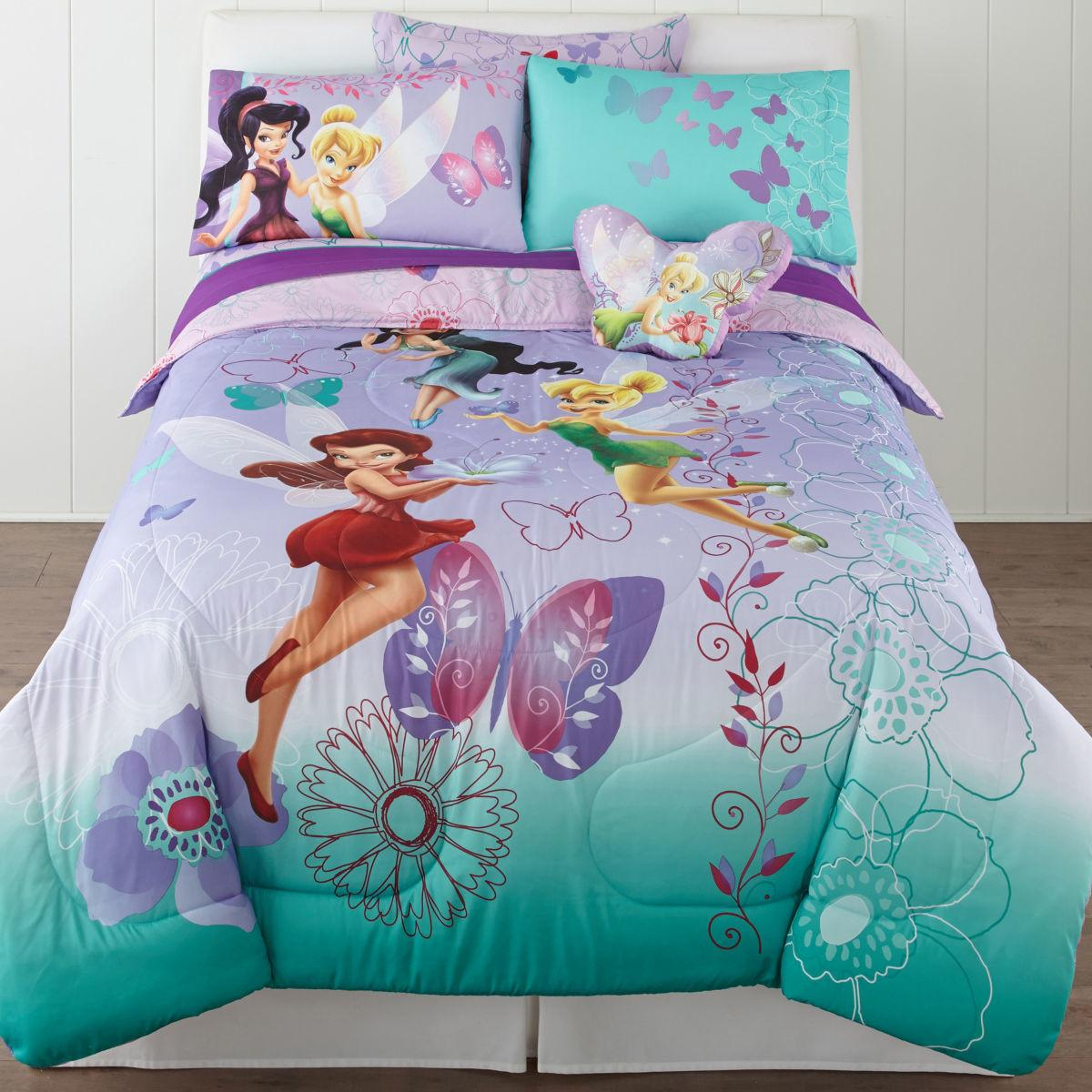 Brilliant Serene Tinkerbell Bedroom Decor