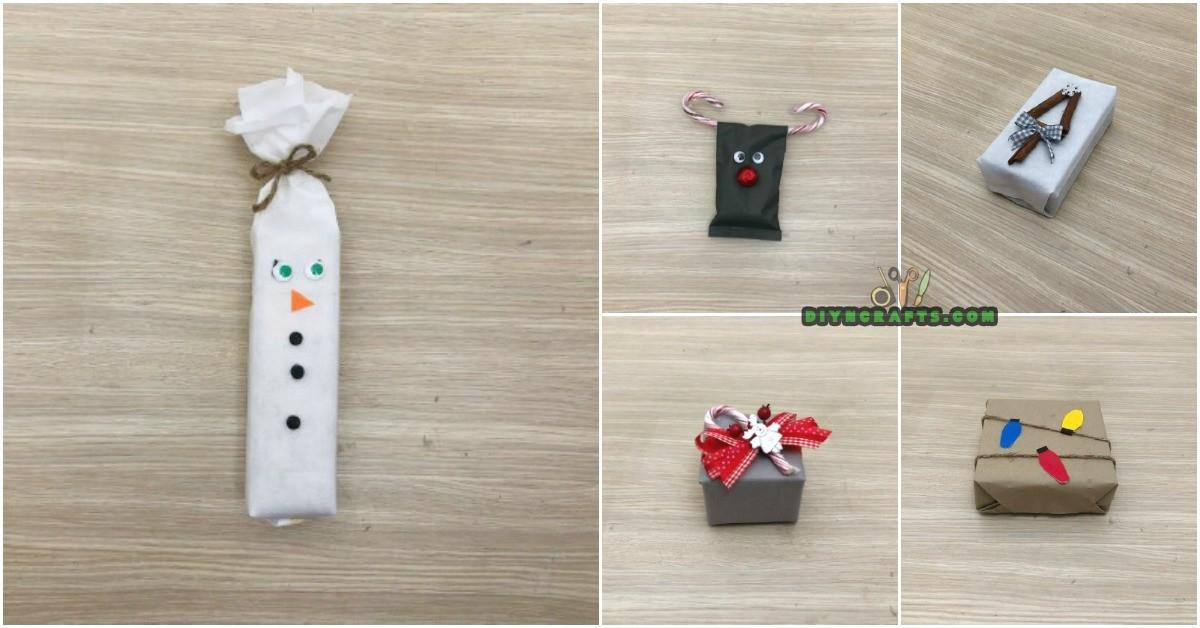 Brilliantly Creative Diy Gift Wrapping Ideas