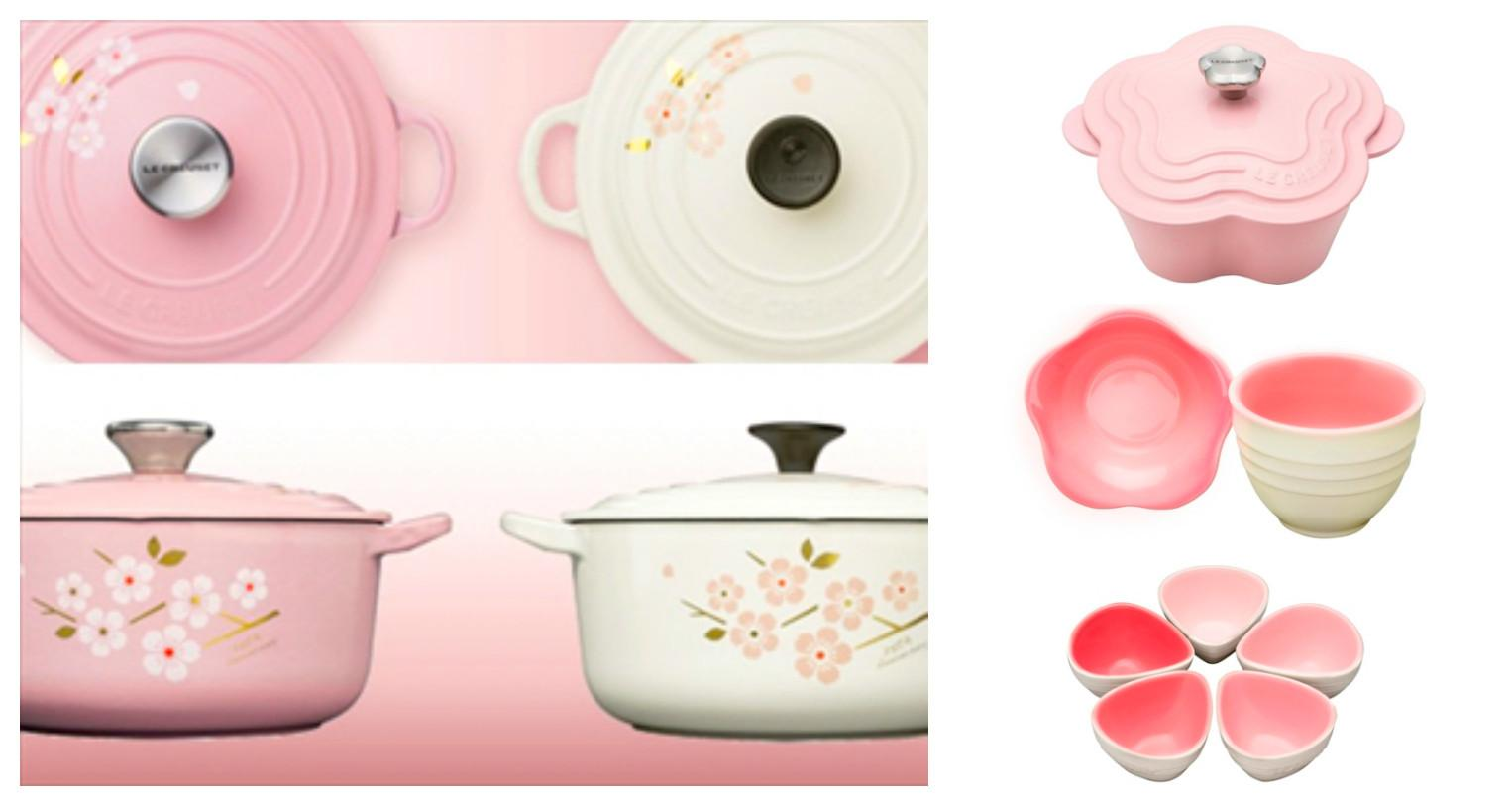 Bring Spring Into Your Home Pink Flower Themed