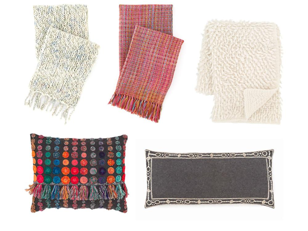 Bring Warmth Into Your Home These Five Cozy Textures