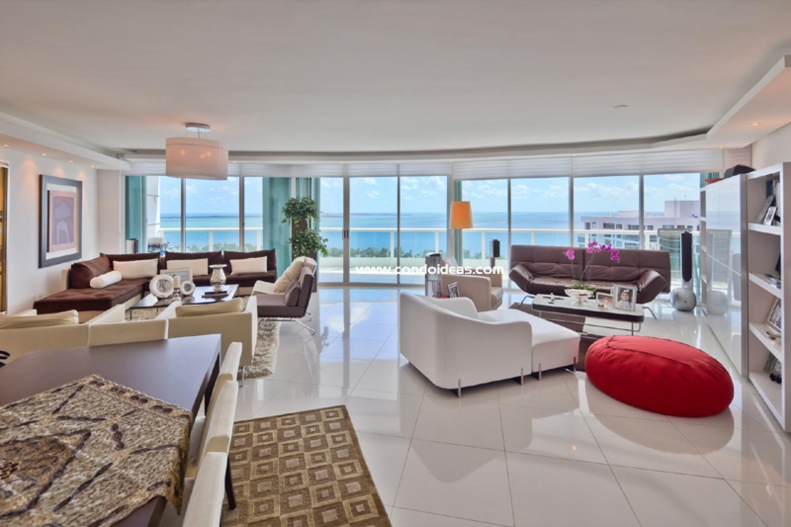 Bristol Tower Condo Extra Luxury Condominium Brickell