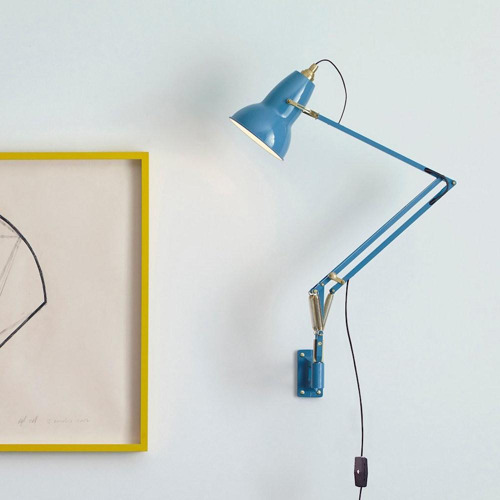 British Accent Ageless Anglepoise Lamp Design