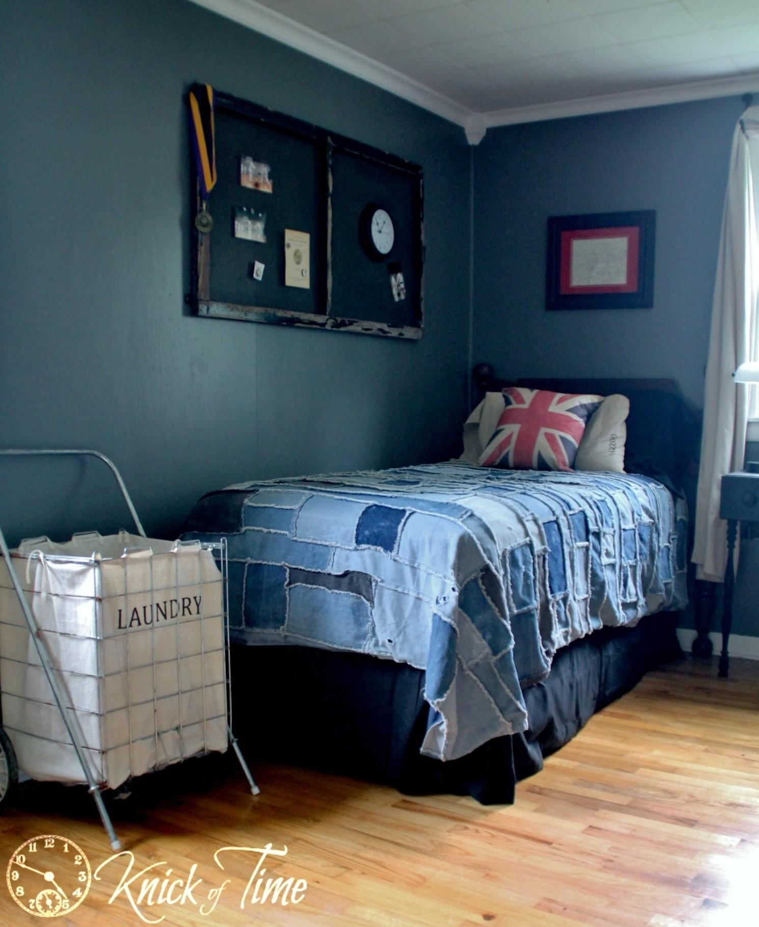 British Inspired Teen Bedroom Makeover Knick Time