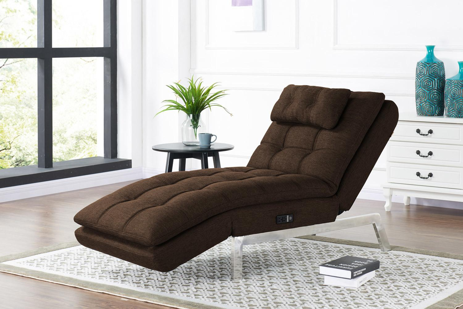 Brown Chaise Lounge Fresh Photos Leather