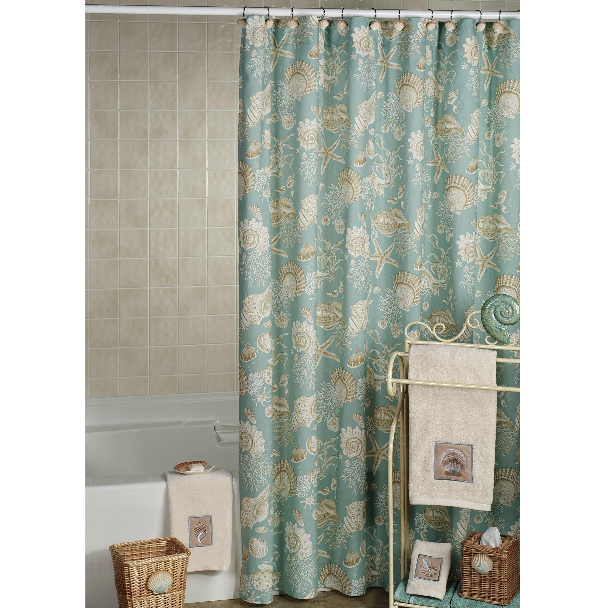 Brown Green Shower Curtains Inspiration Decorating