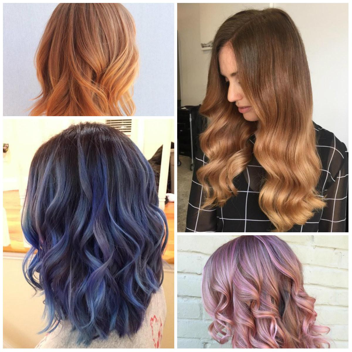 Brown Hair Colors New Color Ideas Trends 2017