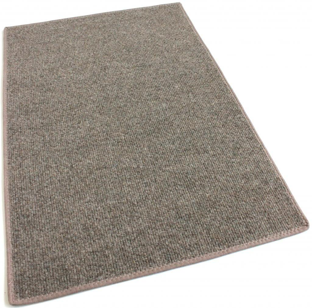 Brown Indoor Outdoor Olefin Carpet Area Rug