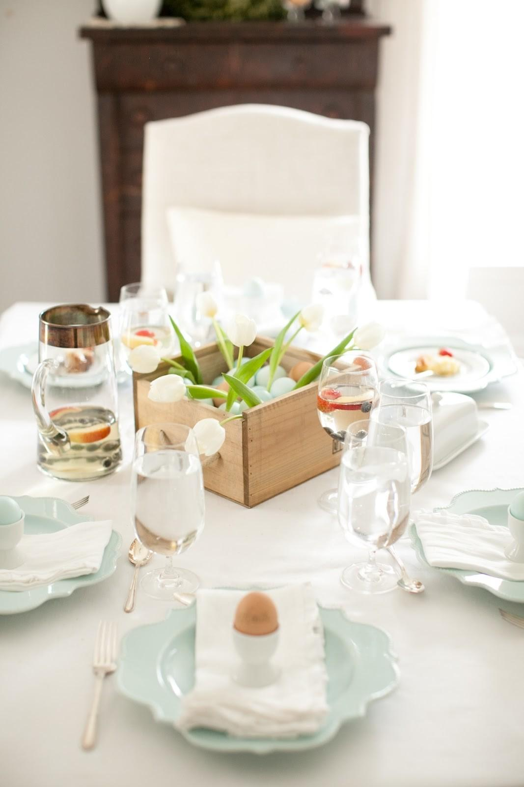Brunch Table Setting Ohio Trm Furniture