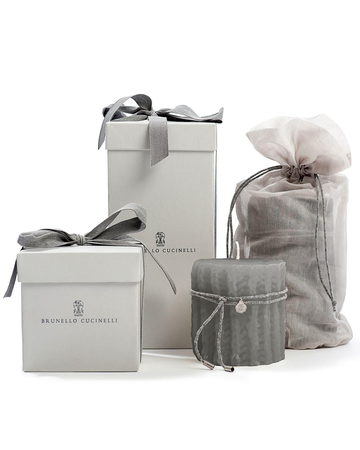 Brunello Cucinelli Candle Giftwrap Luxury High End