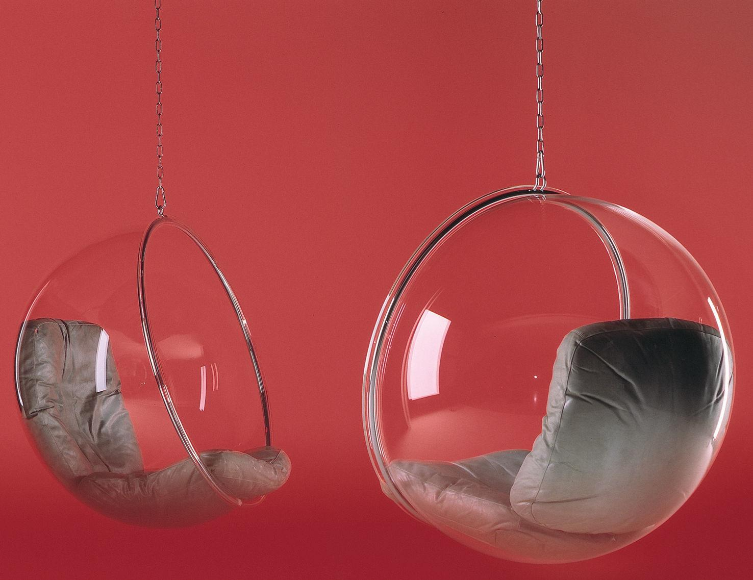 Bubble Chair Hanging Armchair Clear