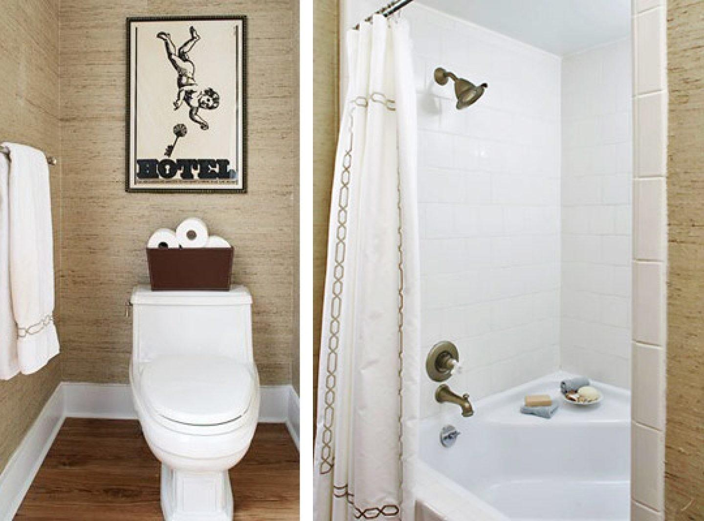 Budget Bathroom Makeovers Melbourne Remodel Adorable