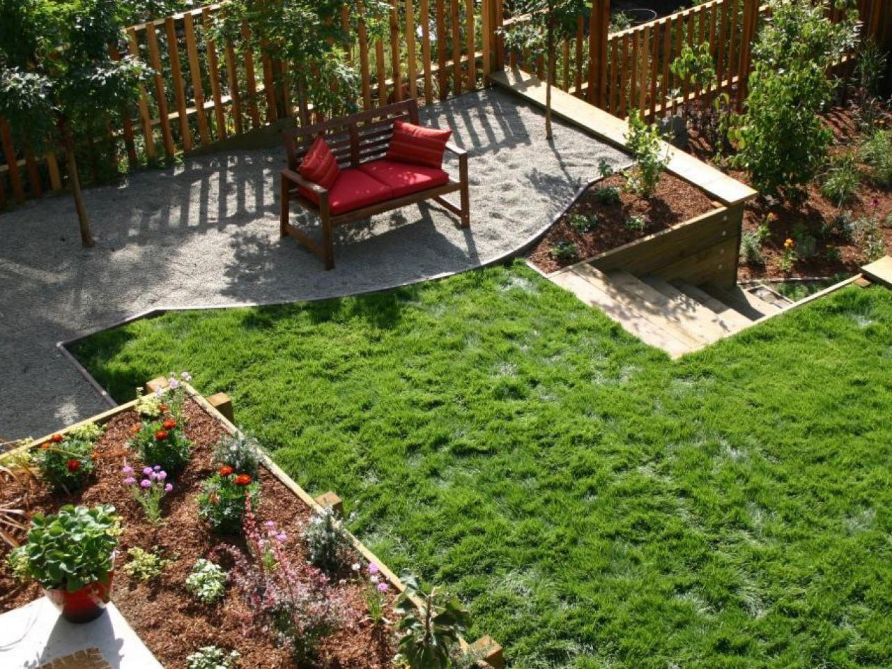Budget Friendly Backyards Diy Landscaping Landscape