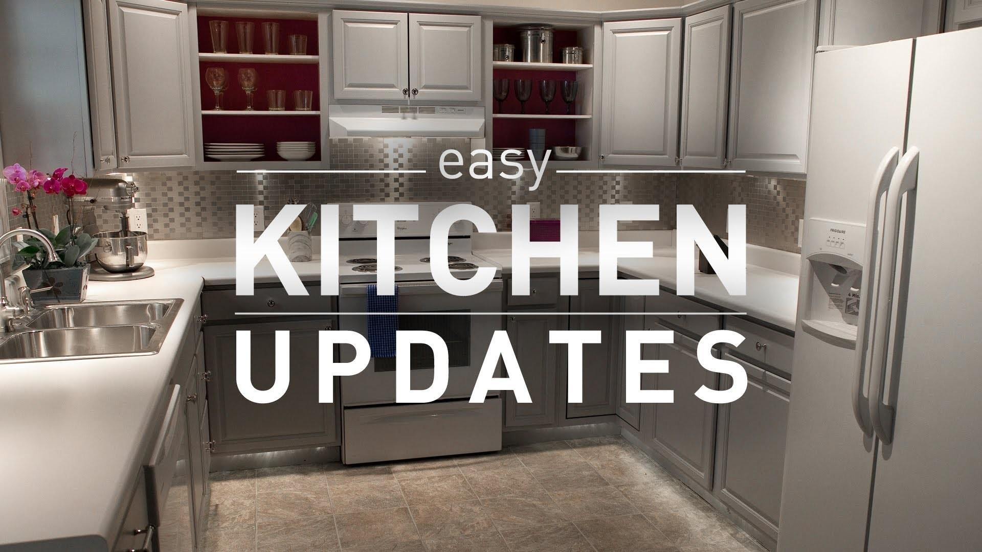 Budget Friendly Kitchen Makeover Lowe