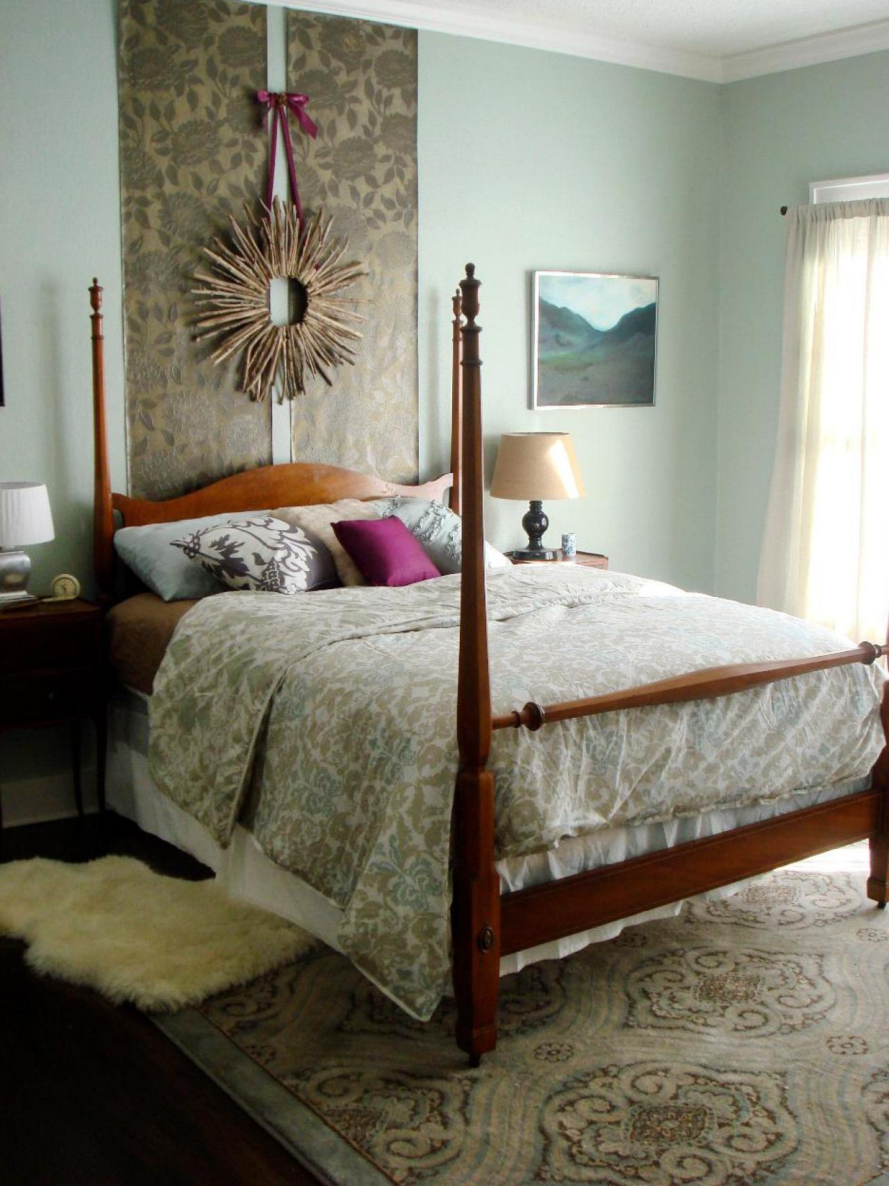 Budget Headboards Bedrooms Bedroom Decorating Ideas