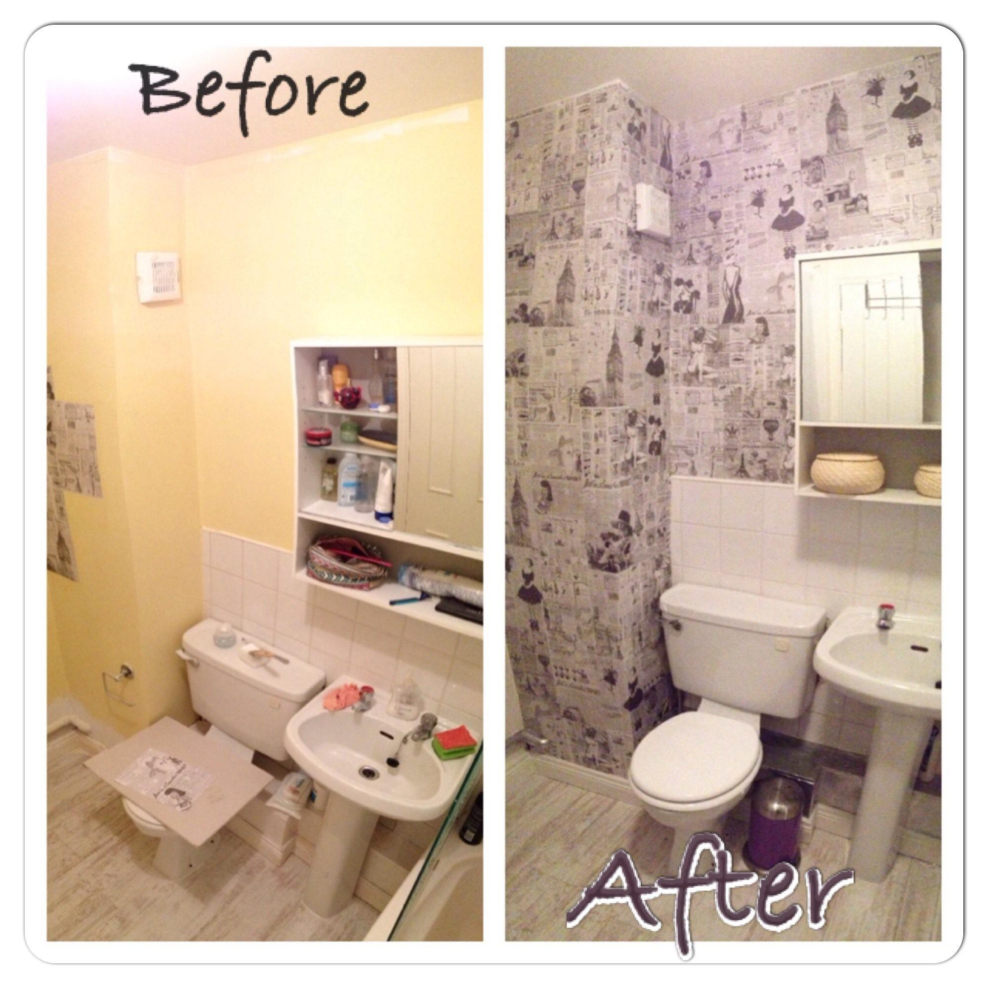 Budget Home Renovations Small Bathroom Madrat