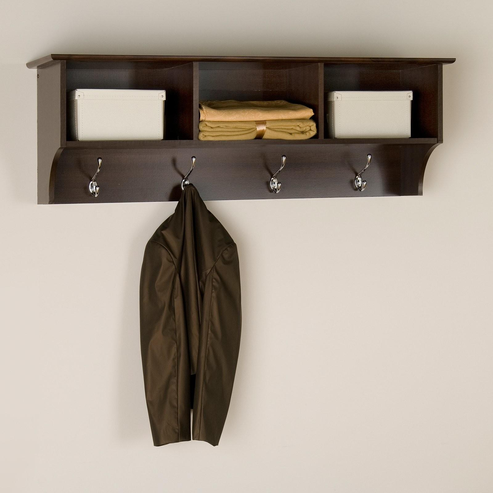 Build Coat Rack Shelf Tradingbasis