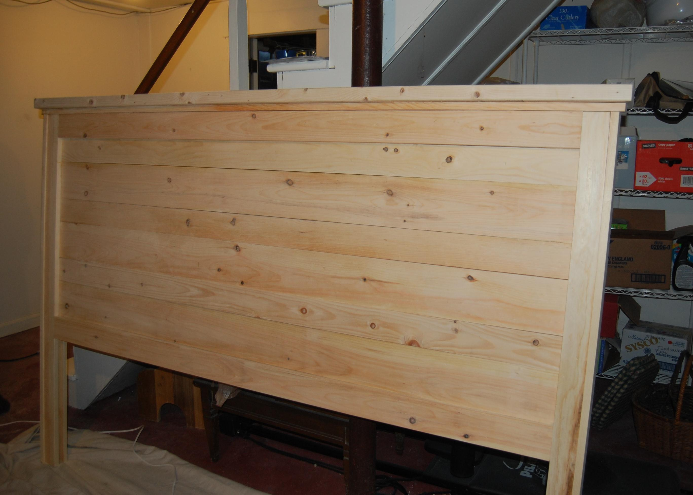 Build Headboard Easy Make Diy Home