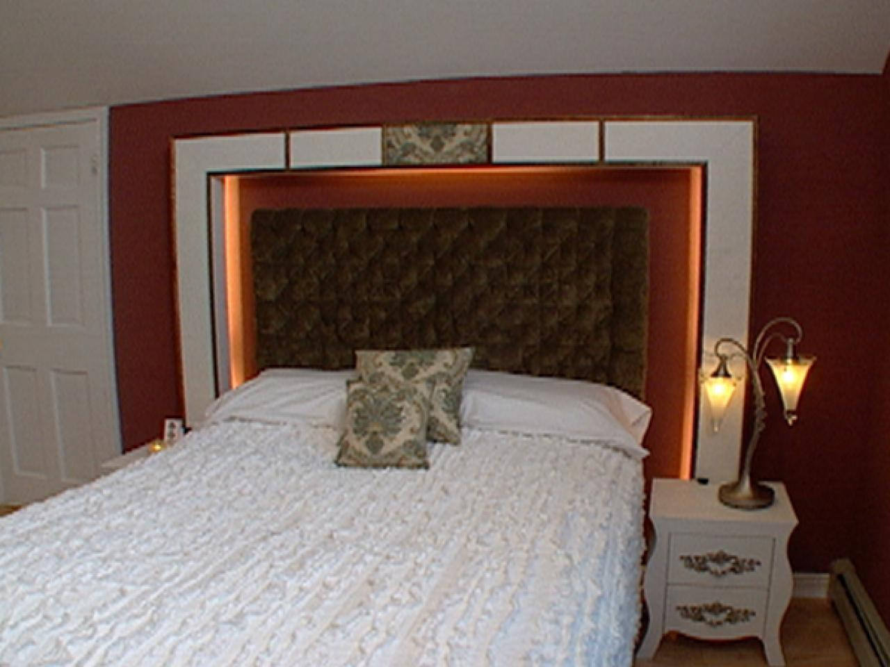 Build Highlighted Headboard