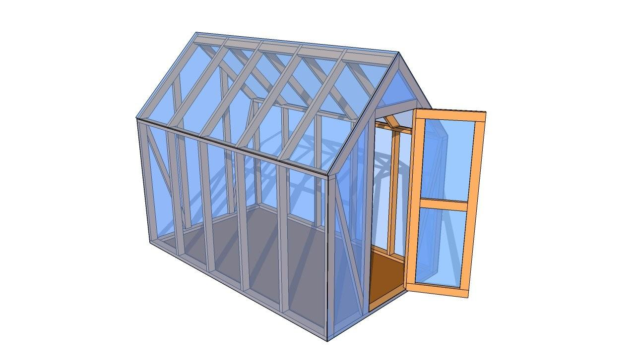 Build Lean Greenhouse Plans