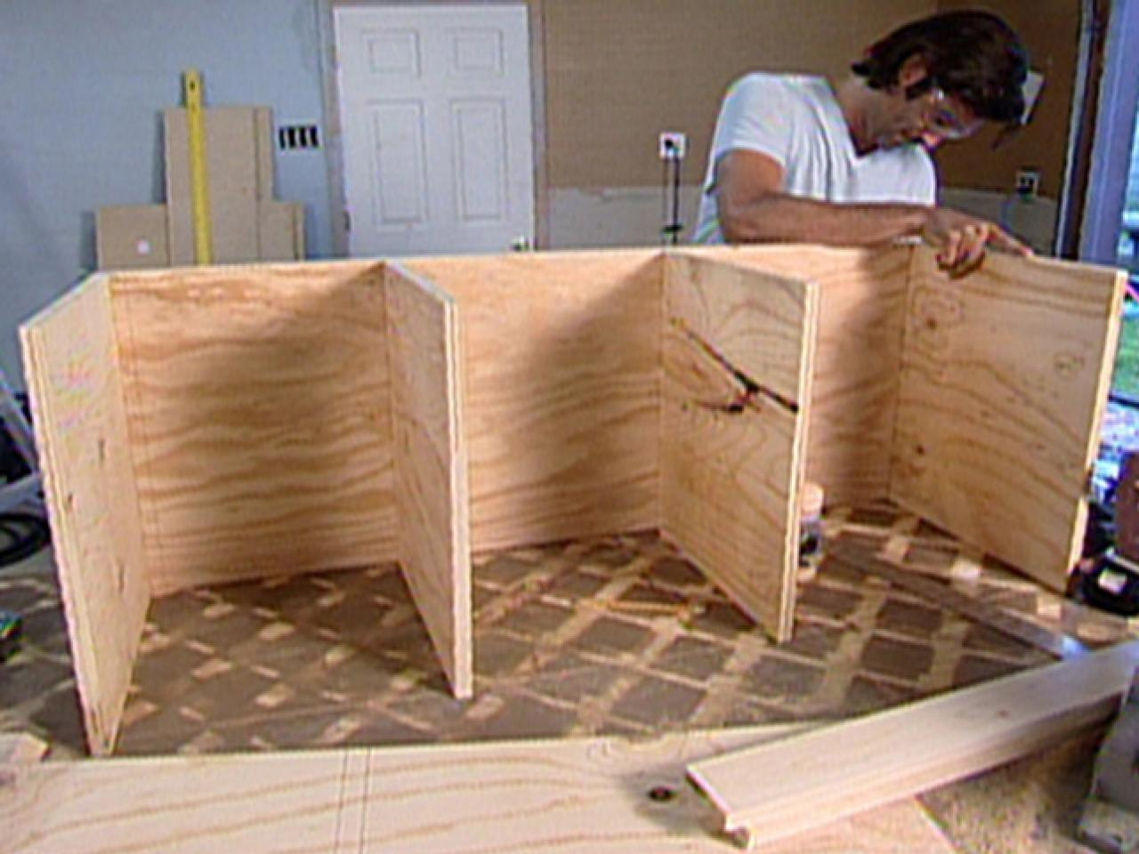 Build Rolling Storage Bench