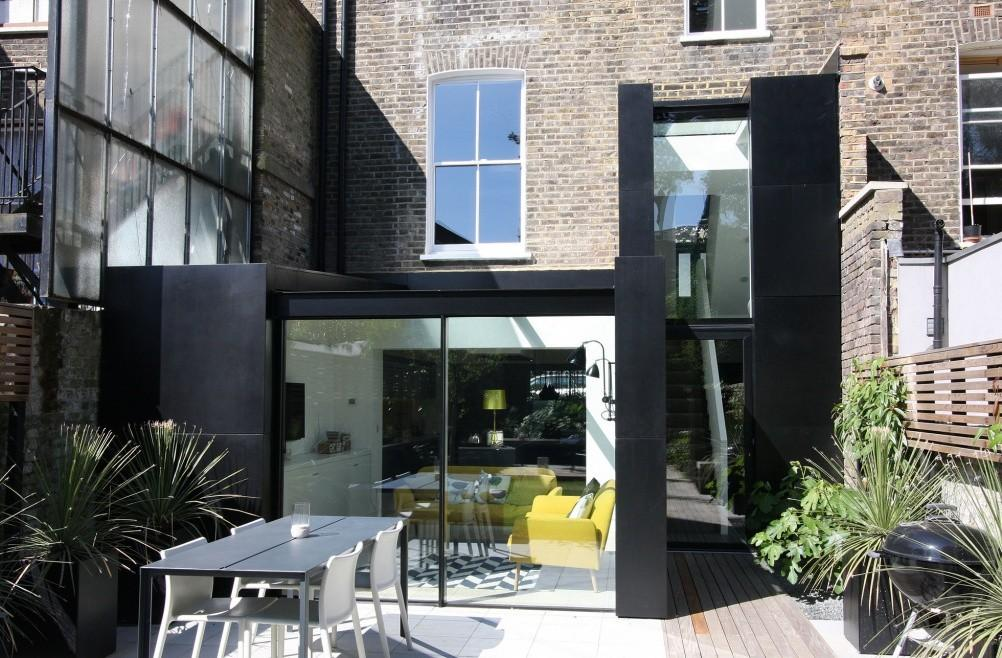Build Statement Extension Real Homes