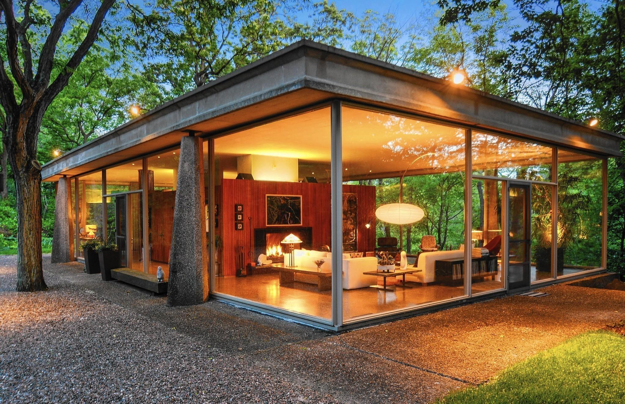 Build Steel Glass House Apartment Clipgoo