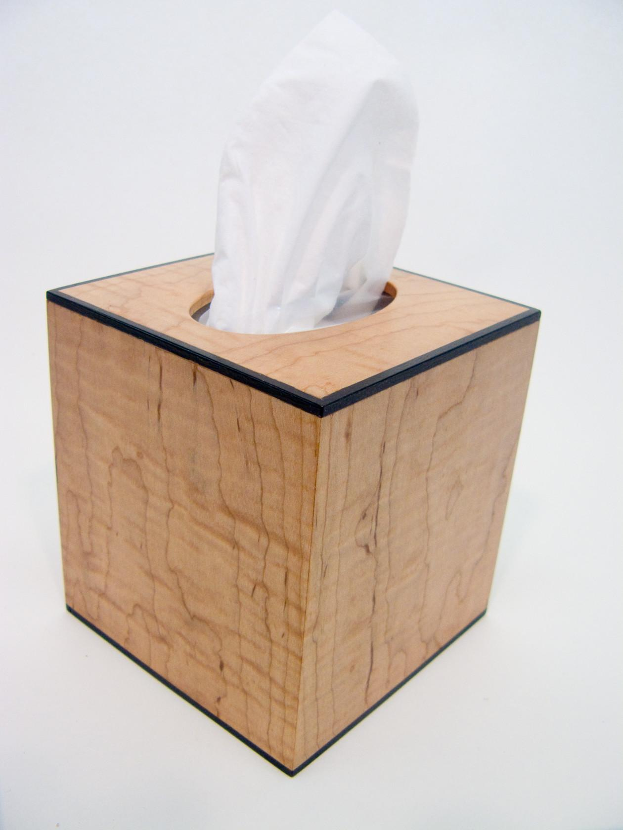 Build Tissue Box Cover Woodworkers Guild America