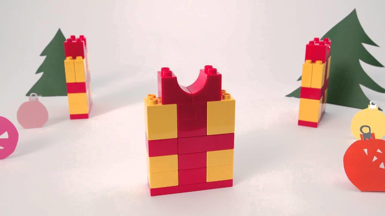 Build Your Own Christmas Present Lego Duplo Diy
