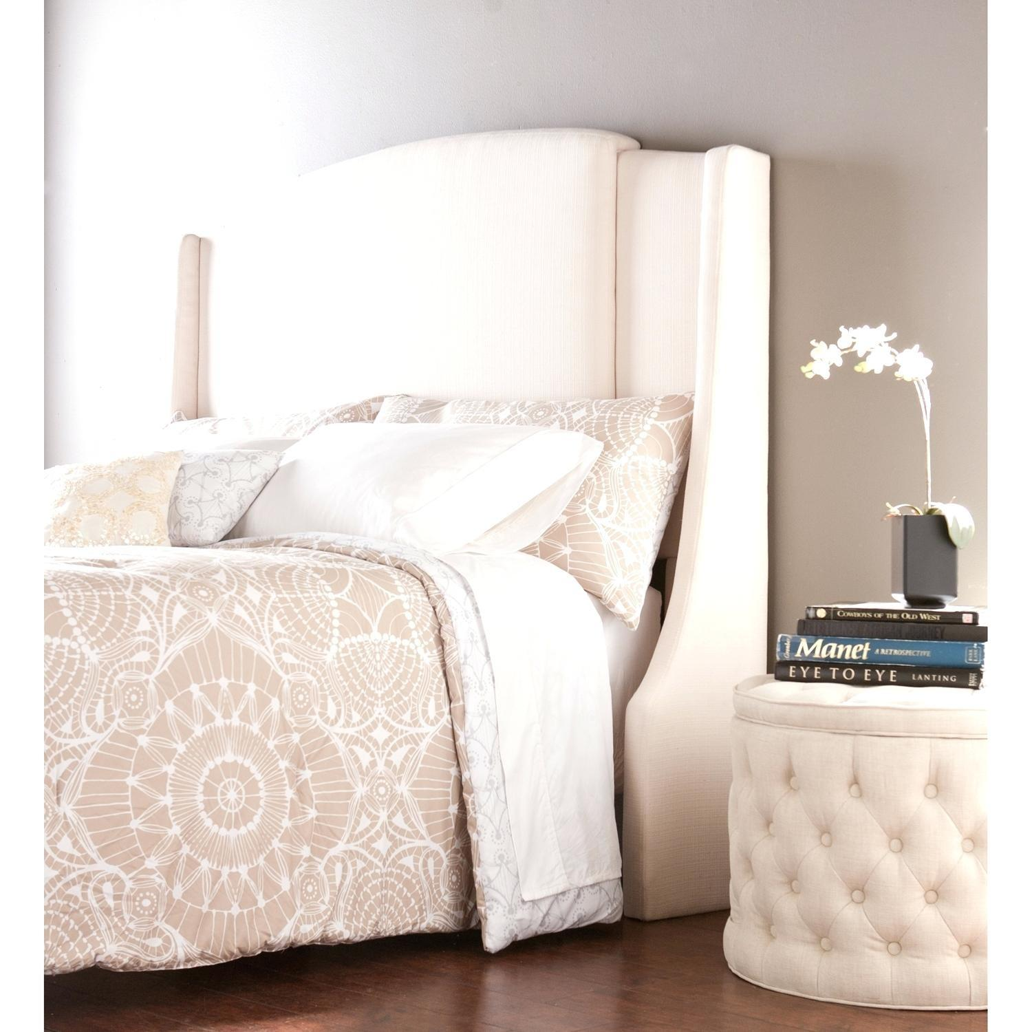 Build Your Own Headboard King Bed