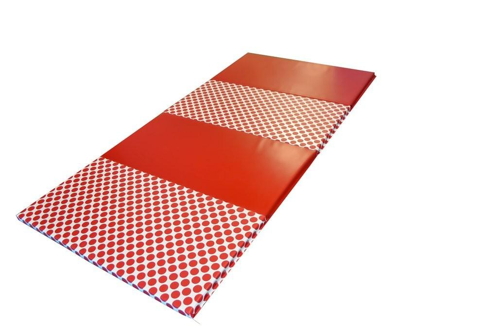 Build Your Own Polka Dot Mat Athletic Equipment