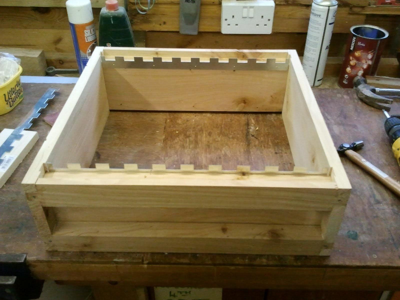 Building Bee Hive Plans Diy Wood Toys