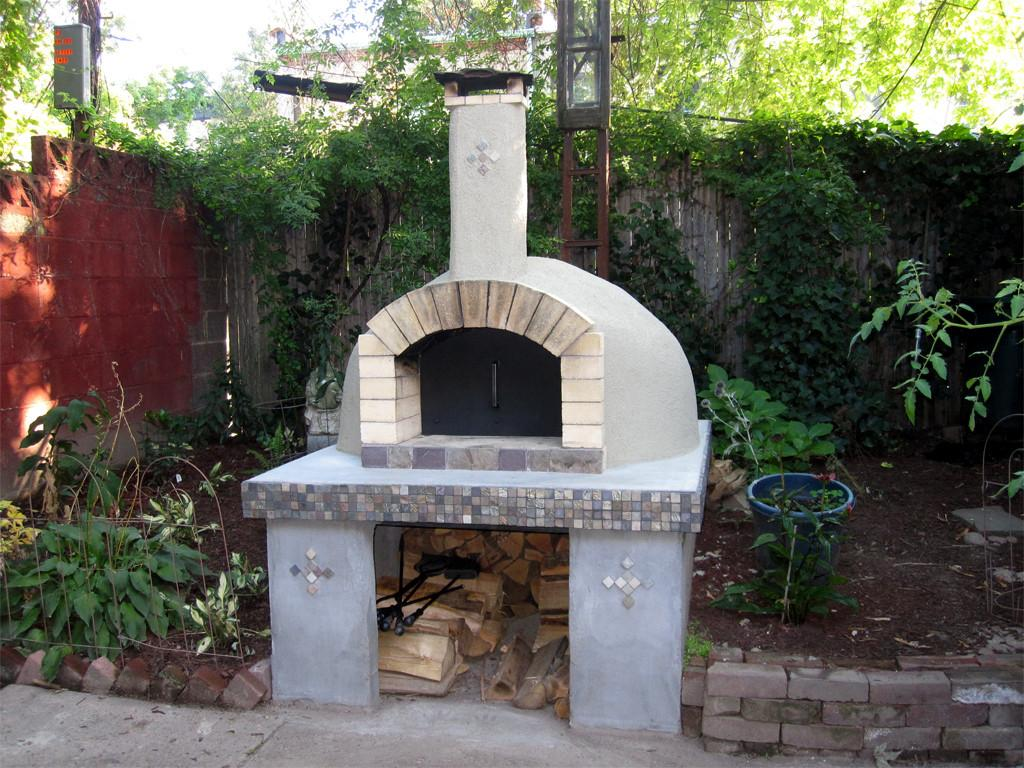 Building Brick Oven Anyone Here Have One