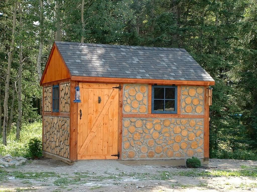 Building Irish Shed