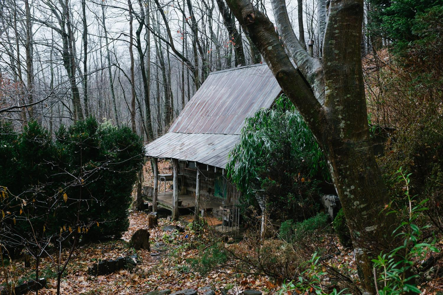 Building Your Own Home Woods Handmade Houses