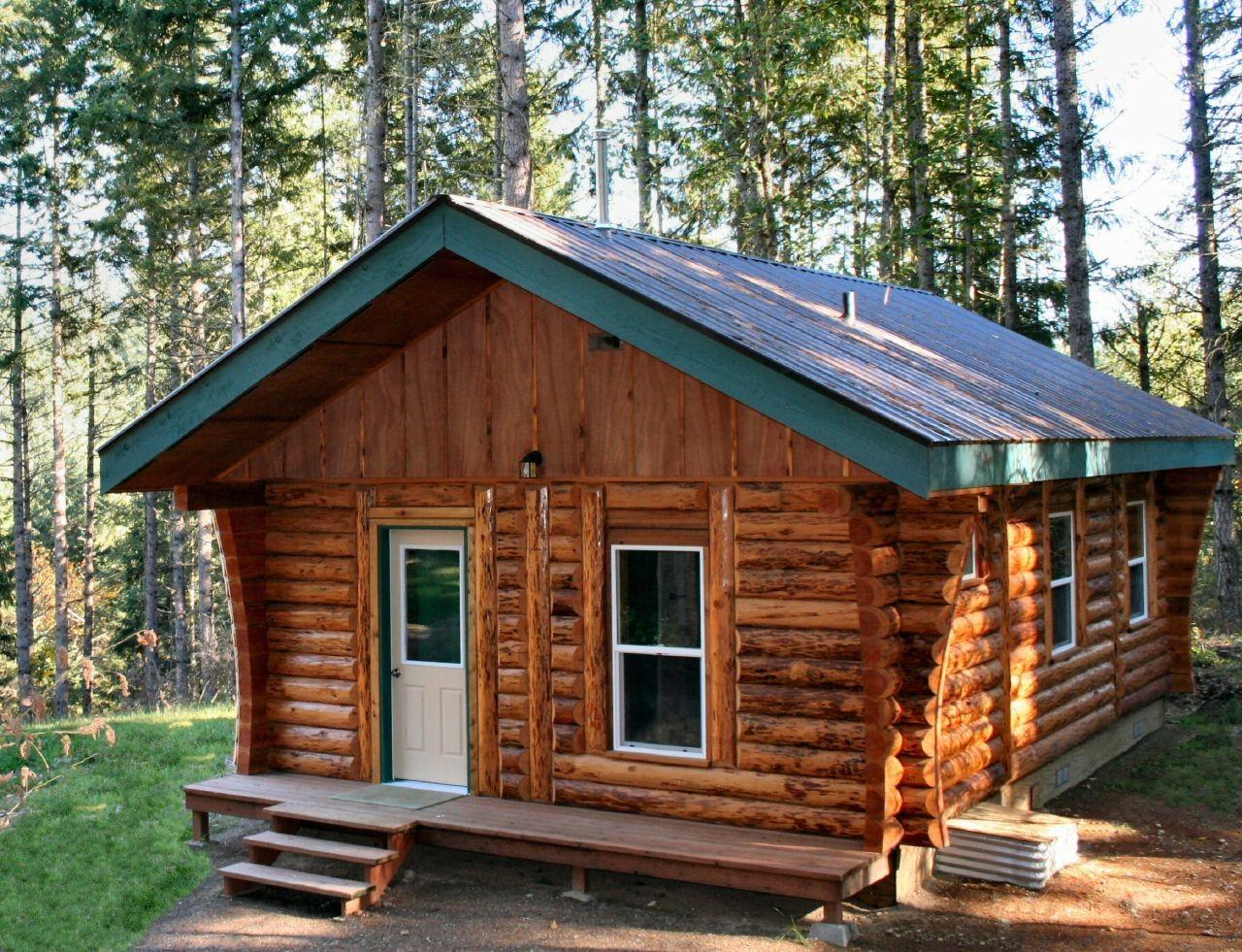 Building Your Own Log Cabin Survival