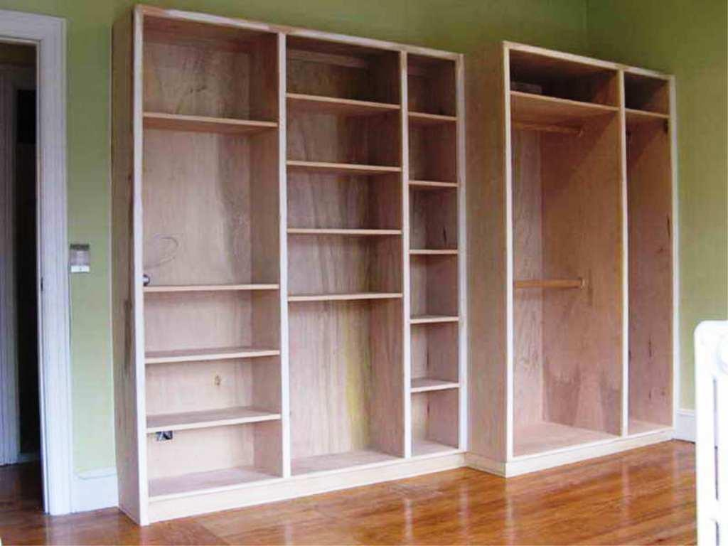 Built Bookcase Plans American Hwy
