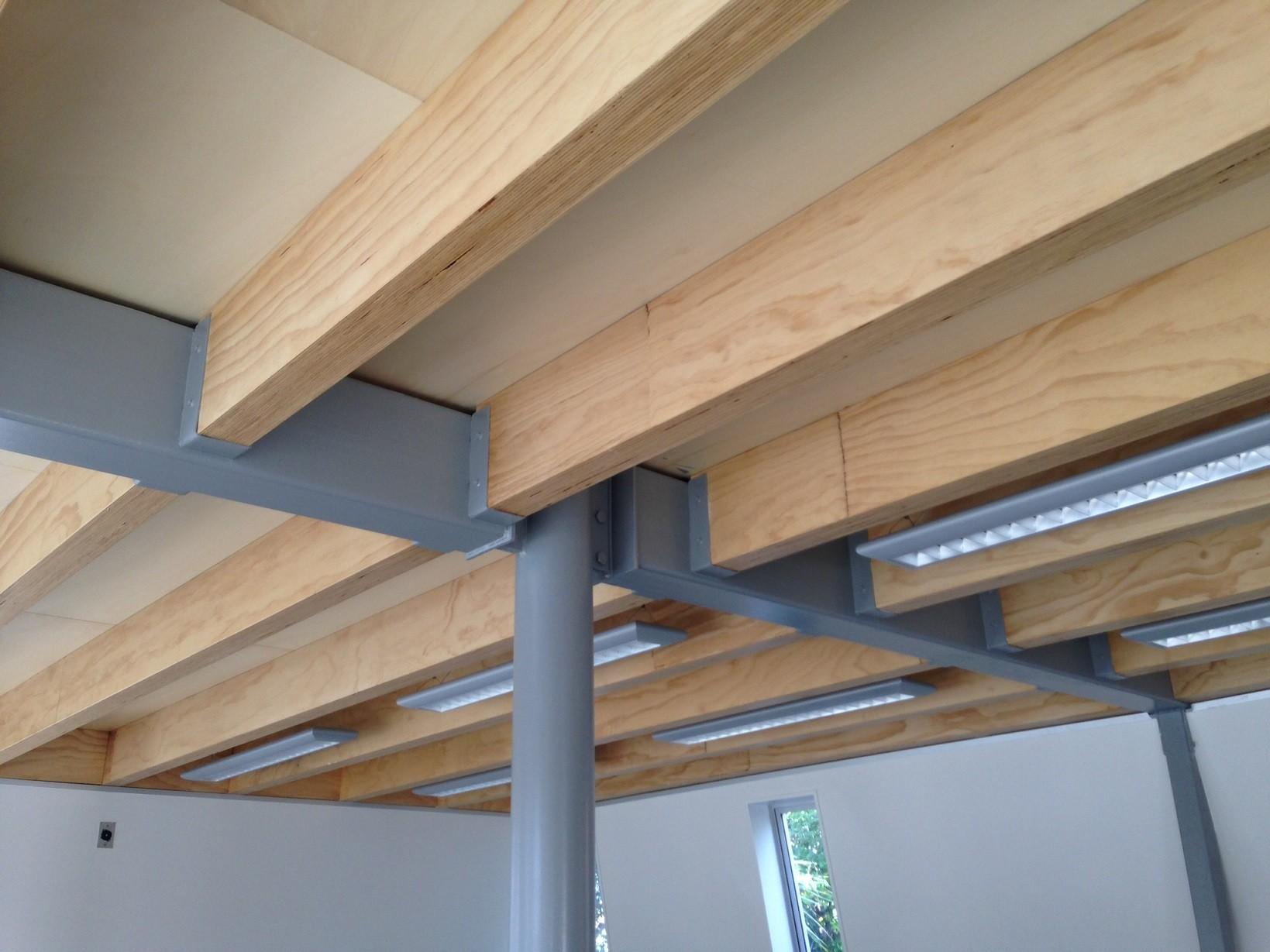 Built Lvl Attractive Option Exposed Joists