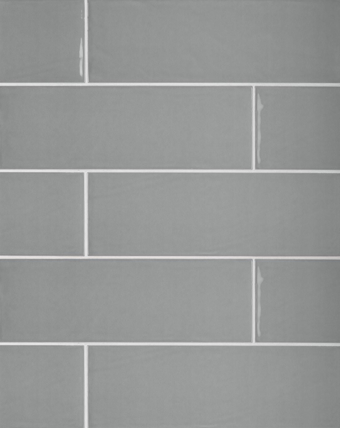 Bulevar Ripple Antique Grey Wall Tile Kitchen Tiles Direct