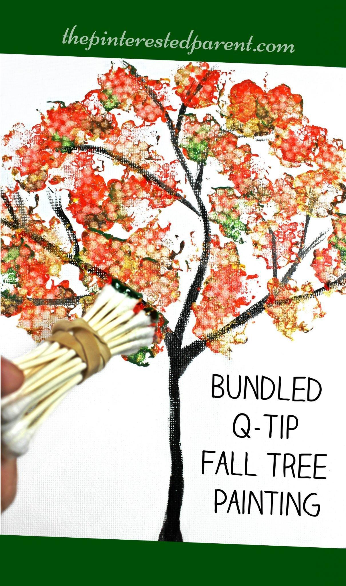 Bundled Tip Autumn Tree Pinterested Parent