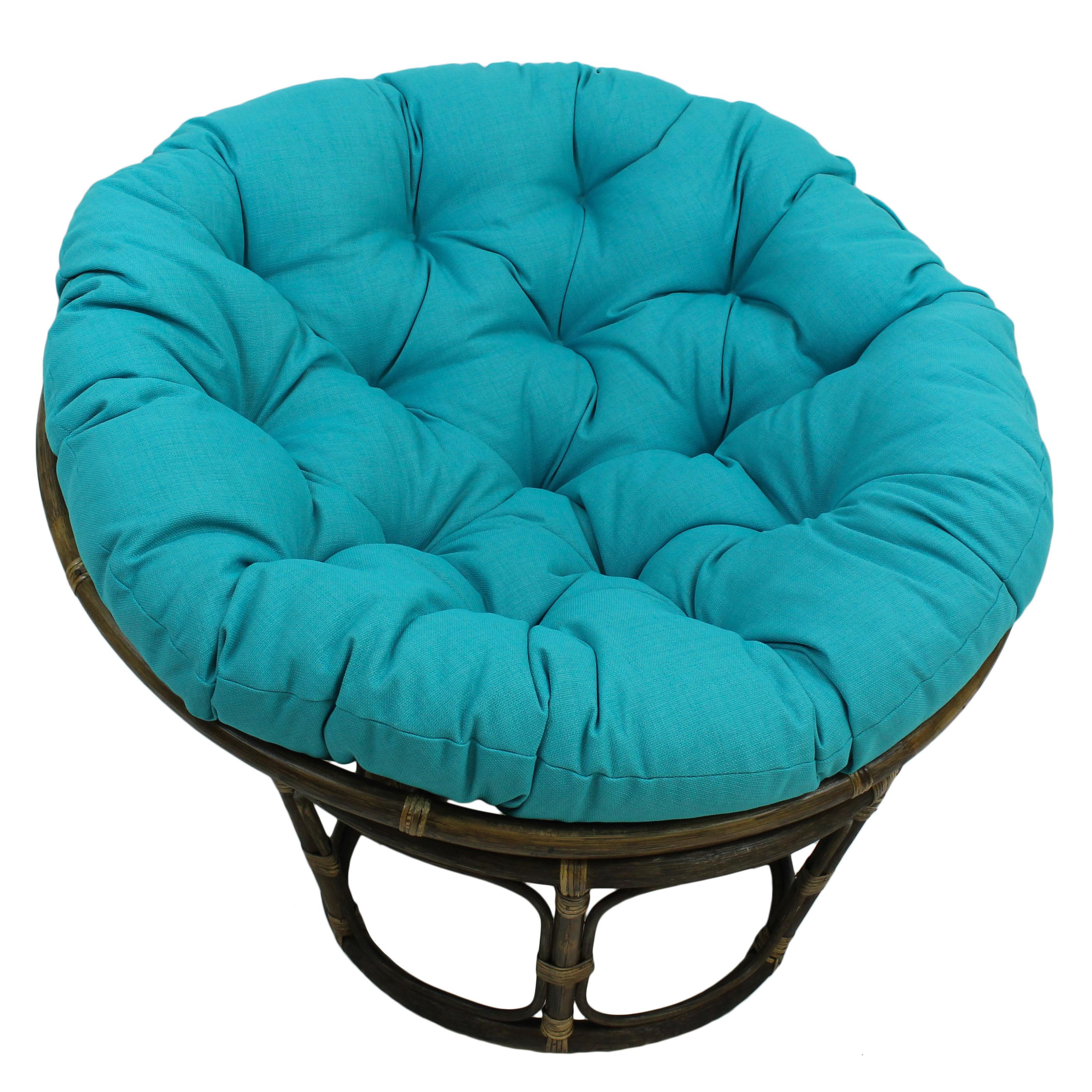 Bungalow Rose Benahid Outdoor Rattan Papasan Chair