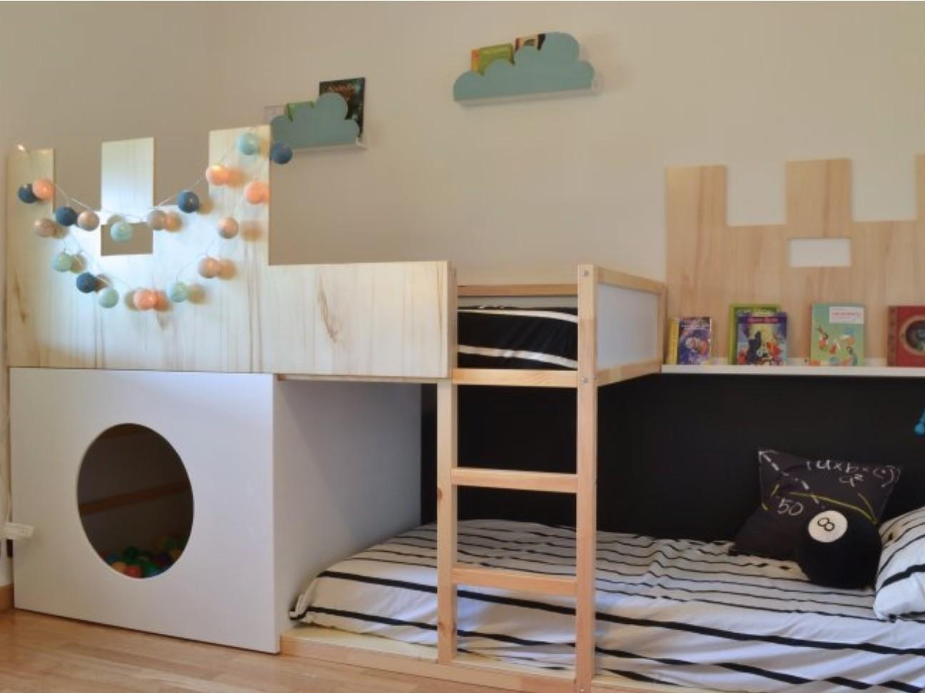 Bunk Bed Hacks Make Your Kids Want