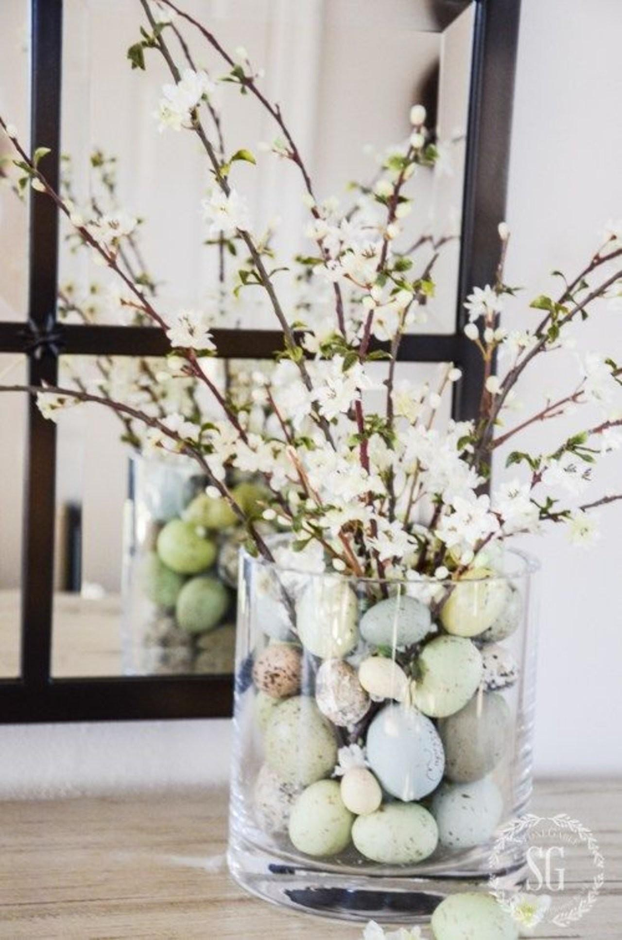 Bunny Easter Tablescapes Accent