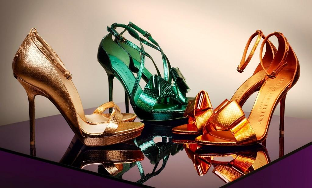 Burberry Prorsum Spring Summer 2013 Accessories Collection